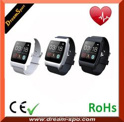 Shenzhen sporting/ fintness waterproof 3G phone watch Android 4.4 smart watch