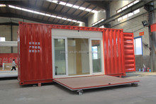 flat pack moveable no foundation easy assembly container house