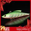 New China Weihai NOEBY ABS Plastic VMC Hook Artificial Hard Vib Robot Minnow Squid Skirt Fishing Lure