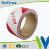 Economic Custom Red&White PE Caution Tape of YuanFeng