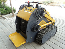 factory price best quality mini loader skid steer with Standard Bucket