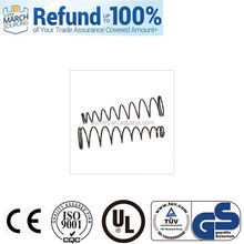 support small lot order auto suspension spring conical helical spring used cars for sale in south korea