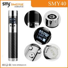 smy 2012 newest e cig mod smy40 mechanical e cig digital mod hot e cig mod k100
