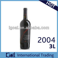 Castorani JARNO ROSSO COLLINE PESCARESI IGT 2004 3l 3,0L Abruzzo wine