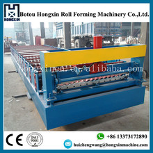 whole life after sale service metal roofing sheet molding tile corrigated galvanized machine