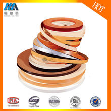 0.4mm Colorful PVC Edge Banding For Furniture with Good Adhesiveness