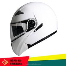 fantastic design flip up helmet international approved