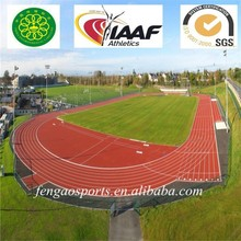 Synthetic Running Track in College