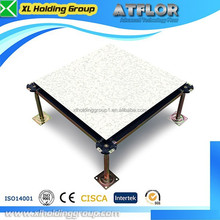 Hot sale PVC anti-static steel raised access floor for data center rooms