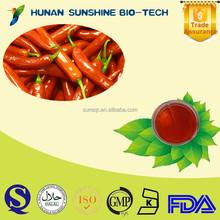 Paprika Oleoresin/capsicum/red pigment/capsanthin/pepper extract