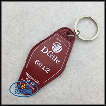 Factory direct sale custom metal keyring