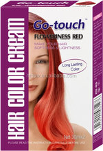 Best selling magic instant hair dyeing color cream