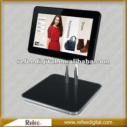 7 To 15 inch advertising display magazine