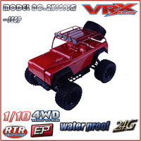 vrx racing 2.4G RC 1/10 Scale 4WD rtr Electric Model Car