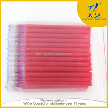 High temperature disappear refill pen eraserable marker pen