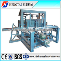 Factory Selling Automatic CNC Crimped galvanized Wire Mesh Machine or Wire Mesh Weaving Machine Machine