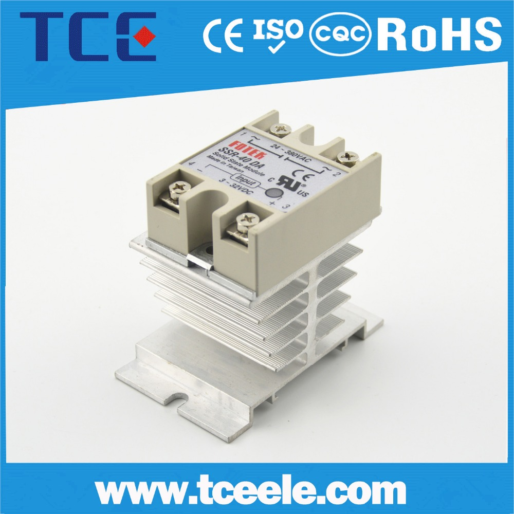 Ssr 25da Dc Minimum Solid State Relay Timer Relay24v Power Electrical Description Product