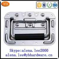 OEM/ODM Stainless steel flight case hardware,various types road case flight case parts ISO9001 passed