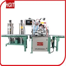 High quality injection foam insulation machine