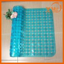 2015 hot sale beautiful shower anti-slip healthy bath mat