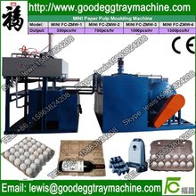 Small Egg Tray Machinery/Egg Tray Production Line