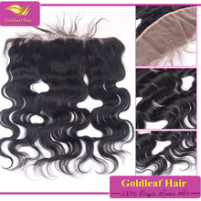 2014 new products 7a grade brazilian lace front closure