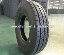 All steel radial truck tyres companies looking for distributors from GENCOTIRE Qingdao,China 12r22.5