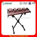 Noms de instrument de musique xylophone basse 25- notes xylophone