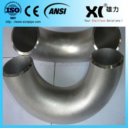 A403 WP304L stainless steel pipe fitting elbow