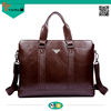 New arrival Classical leather business men briefcase china wholesale