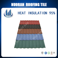 roofing material - stone coated aluminum roofs