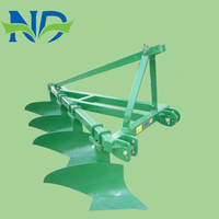 3-point mounted 6 blades bottom plow
