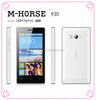 2016 Hot sell !!! 5Inch Big Screen Capacitive Touch Low Price China Mobile Phone