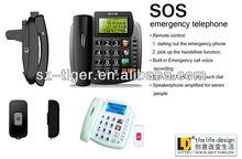 Productos innovadores de botón de llamada de emergencia SOS 2014 para personas mayores