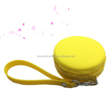 China Wholesale Jelly Color Silicone Coin Purse Wallet Bag for Sunglasses Lipsticks Phone(FIND-Q014)