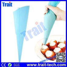 35cm x 18cm Reusable Silicone Icing Piping Cream Cake Pastry Bag