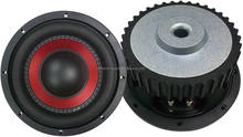 factory price passive dual coil 8 inch car audio subwoofer