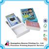 Offset printing Custom quartet card game in tuck box