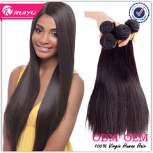 Natural quality premium peruvian hairstyles for long black hair