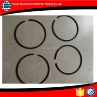 professional customized ISF2.8 4976252 piston ring for air compressor with top performance