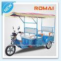 triciclo eléctrico 48V 850W