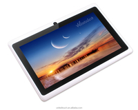 China manufacturer of tablet pc 7 inch quad core Q88
