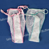 disposable g-string for spray tanning