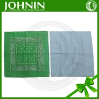 Cheap wholesale promotional 22*22'' custom printed cotton bandana
