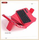 Teclado Bluetooth Para iPad - Acompanha Capa de Couro Itw