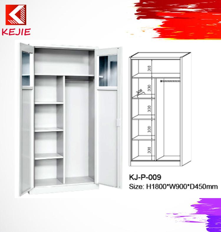 Giappone popolare usato moderno, 2 porte in acciaio armadi camera da ...