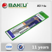Baku Best Quality Low Price Newest Fashion Disposable Medical Plastic Tweezer For Iphone