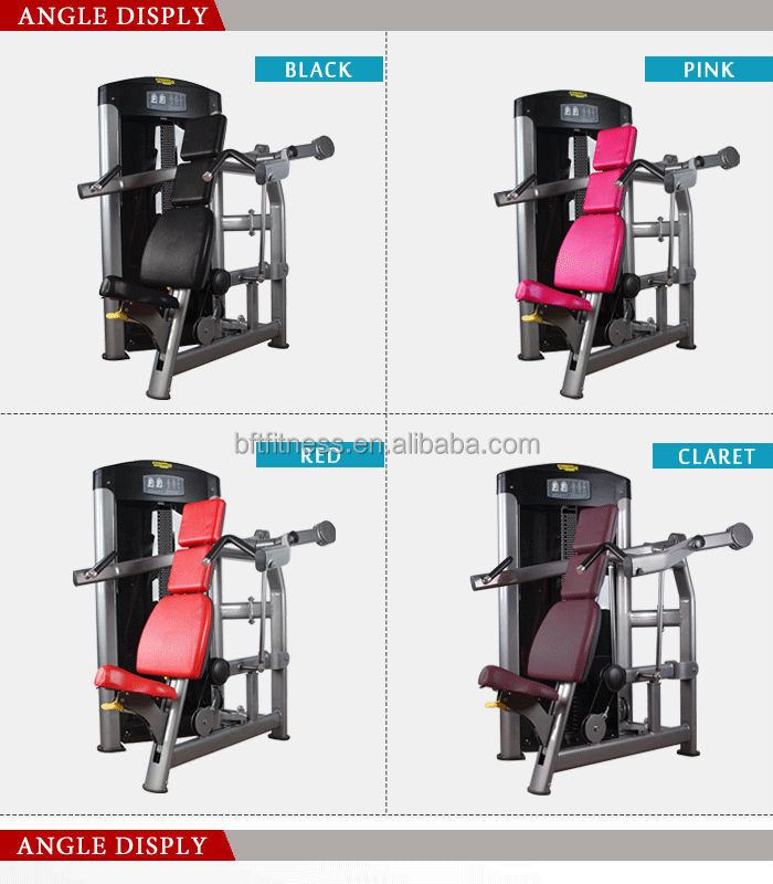 China top supplier of shoulder press innovative fitness