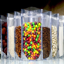 Manufacturering Customizable Zip Lock Seal Stand Up Bottom Aluminum Foil Bag Tea Candy Gift Coffee Bags