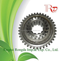 MTZ 80/82/820 cast stainless steel straight double gear cog , Best Selling Belarus tractor parts